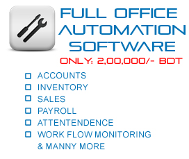 Software Development, Accounting Software, Office Management